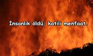 İnsanlık Öldü Sözleri