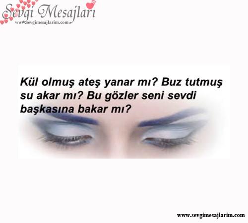 Gözlerle Ilgili Sözler Gözlerle Ilgili Güzel Sözler
