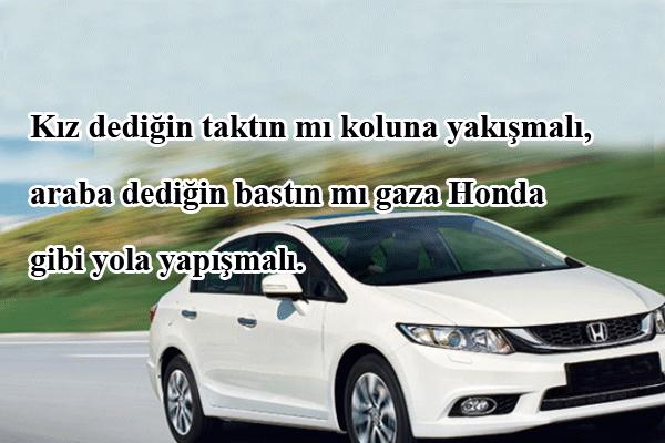 Honda Sözleri