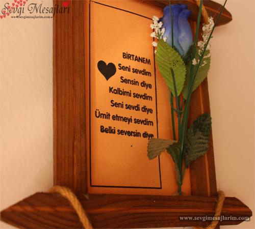 Sevgiliye Güzel Sözler Resimli
