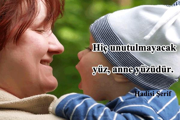 Anneler İçin Sözler