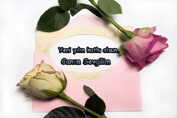 Sevgiliye Yılbaşı Mesajları