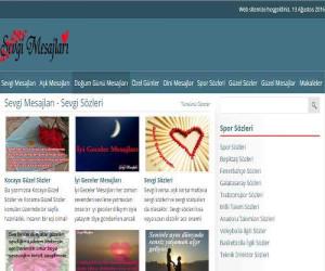 sevgimesajlarim.com