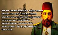 Abdülhamit Han Sözleri