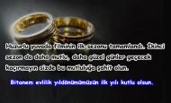 Dini Evlilik Yıldönümü Mesajları