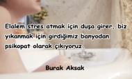 Stres İle İlgili Sözler