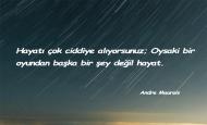 Andre Maurois Sözleri