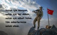 Mehmetçiğe Destek Mesajları