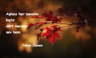 Mevsimler İle İlgili Sözler