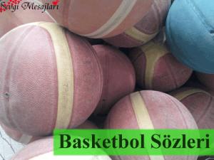 Basketbolla İlgili Sözler