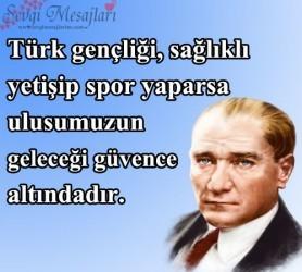 Atatürk'ün Sağlık ile ilgili Özdeyişleri