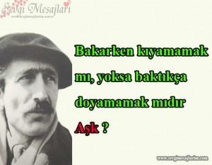 Özdemir Asaf Aşk Sözleri