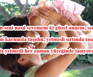 Güzel Anne Sözleri
