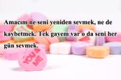 Sevgiliye Seni Seviyorum Mesajları