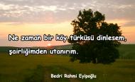 Türkü İle İlgili Sözler