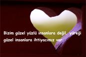 Yürek İle İlgili Sözler