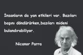 Nicanor Parra Sözleri