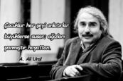 Ali Ural Sözleri