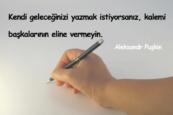 Yazmak İle İlgili Sözler