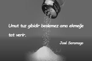 Tuz İle İlgili Sözler