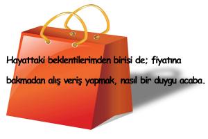 Alışveriş İle İlgili Komik Sözler