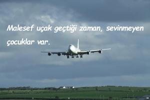 Uçak İle İlgili Sözler