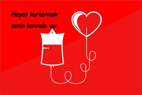 Kan Bağışı İle İlgili Sözler