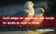 Ataullah İskenderi Sözleri