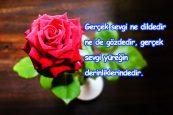 Gerçek Sevgi İle İlgili Sözler