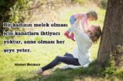 Anne İle İlgili Sözler