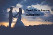 Eş İle İlgili Sözler