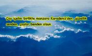 Karadeniz İle İlgili Sözler