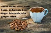 Kahve İle İlgili Söylenilmiş Sözler