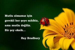 Ray Bradbury Sözleri